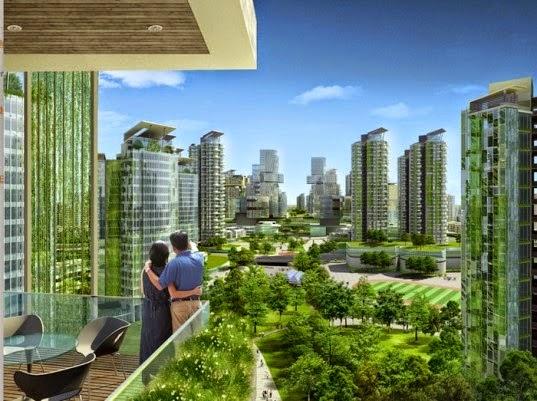 cay xanh tien ich noi bat tai chung cu eco green city nguyen xien