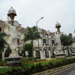 So sánh giá biệt thự khu vực Tây Hồ, Hà Nội