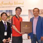Đảo Kim Cương thu hút các nhà đầu tư Singapore
