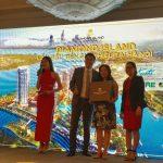 Kusto Home tổ chức thành công lễ giới thiệu dự án Đảo Kim Cương lần đầu tiên tại Hà Nội