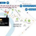 Thông tin mới nhất về việc xây cầu qua Đảo Kim Cương