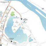 Cơ sở hạ tầng hoàn hảo quanh dự án Kosmo Tây Hồ