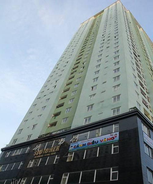 anh thuc te mat ngoai chung cu SDU Tower 143 Tran Phu - Copy