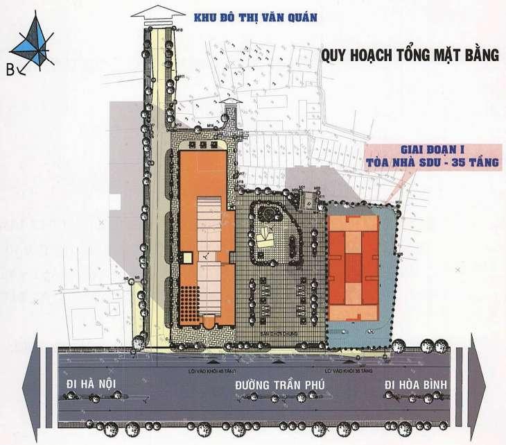 phoi canh tong du an sdu tower 143 tran phu