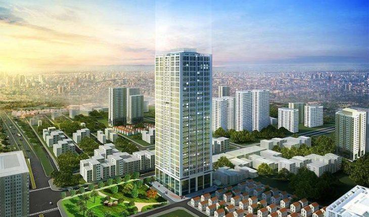 phoi canh chung cu tokyo tower landmark 51