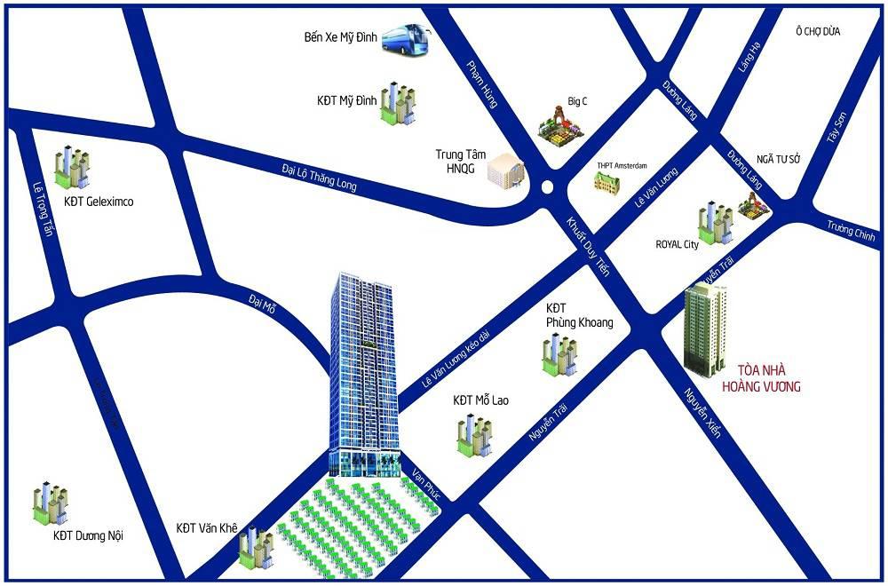 vi tri chung cu tokyo tower landmark 51 ha dong