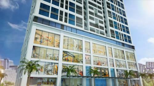 phoi canh tang thuong mai tokyo tower landmark 51
