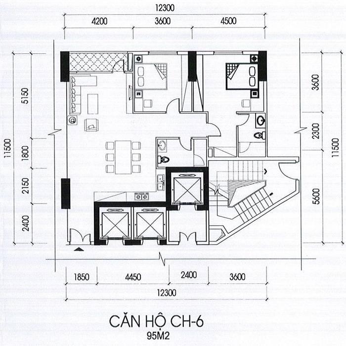 can-ho-ch-6-toa-B-95m2-chung cu IA20 Novotel Ciputra