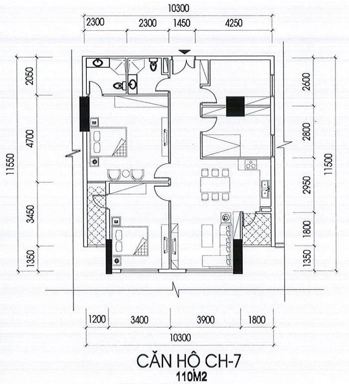 can-ho-ch-7-toa-B-110m2-chung cu IA20 Novotel Ciputra