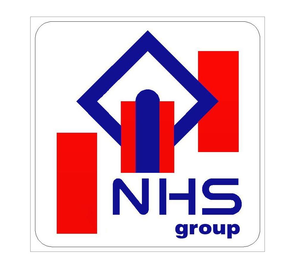 logo NHS group - Công ty Cổ phần Đầu tư Xây dựng NHS