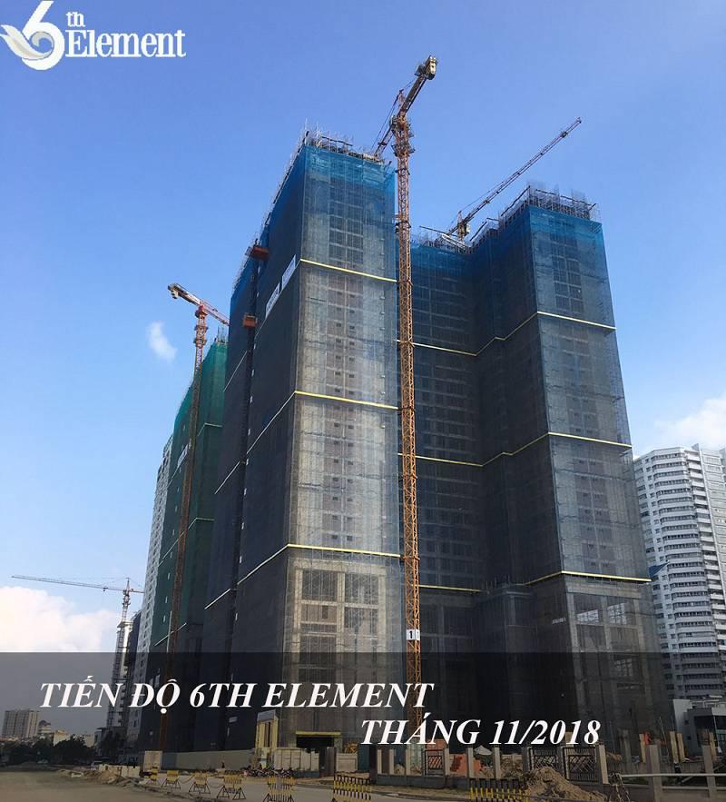 TIEN DO 6TH ELEMENT THANG 11 2018 TAY HO BAC HA