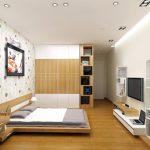 Chọn màu sơn tường phòng ngủ căn hộ chung cư – Tưởng dễ mà khó