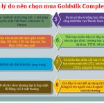 8 lý do bạn nên chọn mua chung cư Goldsilk Complex