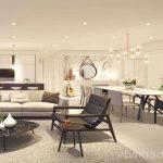 Nội thất bàn giao căn hộ – Chung cư Kosmo Tây Hồ