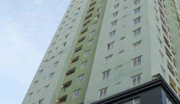 anh thuc te mat ngoai chung cu SDU Tower 143 Tran Phu