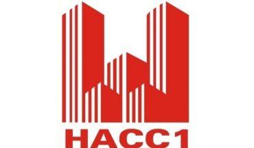 logo Công ty Cổ phần Xây dựng số 1 Hà Nội